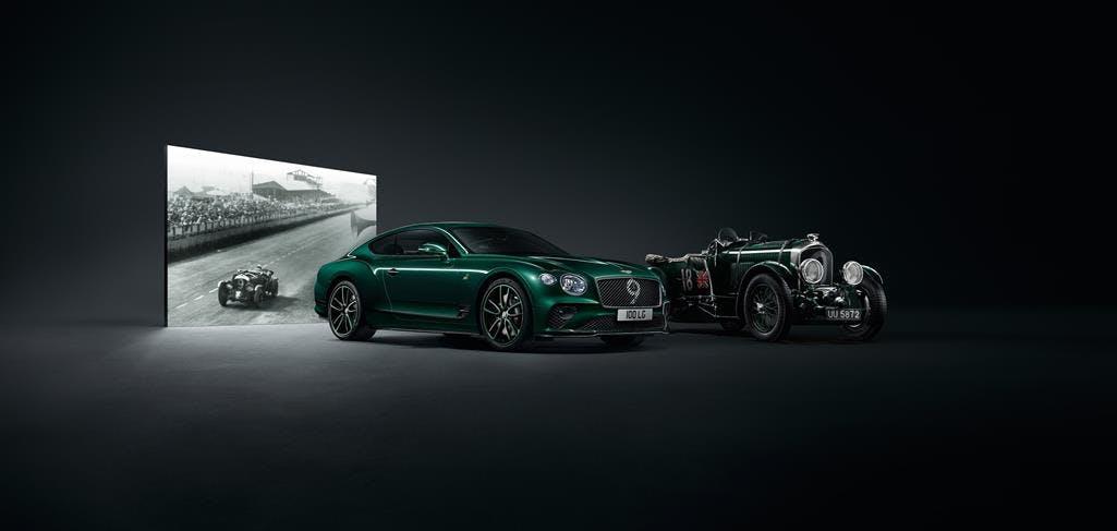 Bentley Continental GT Number 9