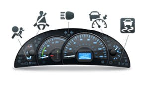 Toyota Dashboard